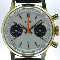 Elgin Mans Wristwatch Chronograph
