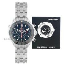 歐米茄 Seamaster Diver 300 M 新的 2020 自動發條 計時碼錶 附正版包裝盒和原版文件的手錶 212.30.42.50.01.001