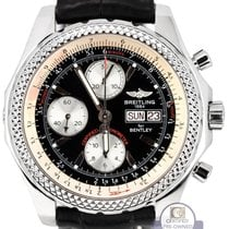 Breitling Bentley GT Day-Date Chronograph Black Stainless...