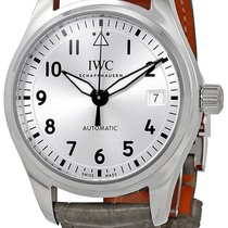 IWC Pilot's Watch Automatic 36 Steel 36mm Silver