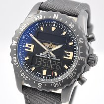Breitling Chronospace Military Special Edition 48mm  PVD Black