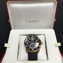 Cartier 42mm Automatic new Calibre de Cartier Diver Black
