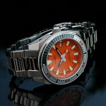 "Seiko ""Orange Ninja"" Limited Edition (025/300)"