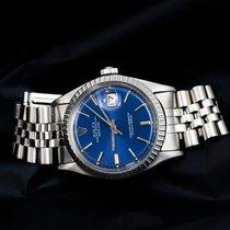 Rolex DATEJUST 1603 BLUE DIAL 1975