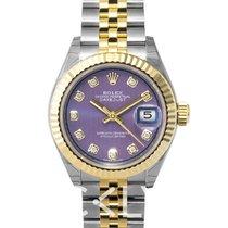 Rolex Lady-Datejust nuevo Automático Reloj con estuche y documentos originales 279173 G