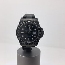 Rolex GMT-Master II - DLC coated - black steel