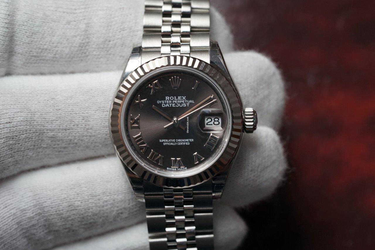 97dc133b2ae Rolex Datejust - Todos os preços de relógios Rolex Datejust na Chrono24