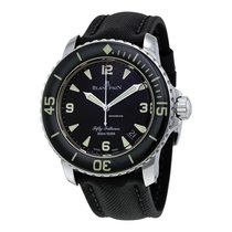 Blancpain Fifty Fathoms Plata Gris