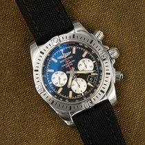 Breitling new Automatic Small seconds Luminous hands Chronometer Rotating Bezel Screw-Down Crown Luminous indices 44mm Steel Sapphire crystal