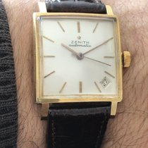 Zenith Automatic - 2532 Pc -Gold plated case -1965-1970