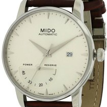 Mido Power Reserve Strap Automatic Mens Watch