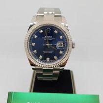 Rolex Datejust II Acier 41mm Sans chiffres