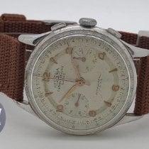 Chronographe Suisse Cie Stahl Handaufzug gebraucht