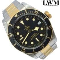 Tudor 79733N Gold/Stahl Black Bay S&G 41mm