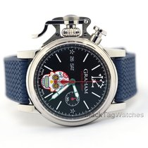 Graham Chronofighter 2CVAS.B28A.K135B 2020 nuevo