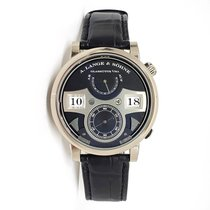 A. Lange & Söhne Zeitwerk White gold Black United States of America, Florida, North Miami Beach