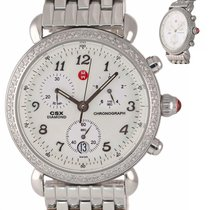 Michele Acier 38mm Quartz 71-3900 occasion