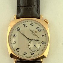 Vacheron Constantin Historiques Rose gold 40mm Silver United States of America, Florida, Fort Lauderdale