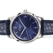 Glashütte Original Sixties Steel 39mm Blue Arabic numerals United States of America, Florida, Aventura