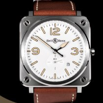 Bell & Ross Steel 39mm Quartz BRS-WHERI-ST/SCA new South Africa, Pretoria