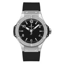 Hublot Big Bang 38 mm Steel 38mm Black Arabic numerals United States of America, New York, New York