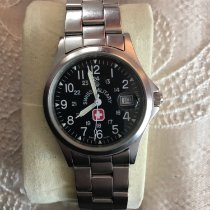 Swiss Military 34mm Cuarzo 6-413 usados