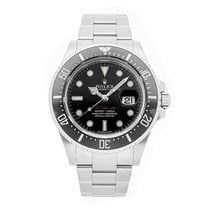 Rolex Sea-Dweller 4000 Steel 43mm Black No numerals United States of America, Pennsylvania, Bala Cynwyd