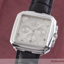 Corum Platinum Automatic Silver 36mm pre-owned