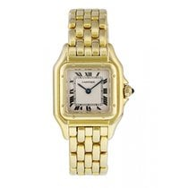 Cartier Yellow gold 22mm Quartz 1070 pre-owned United States of America, New York, New York