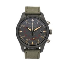 IWC Pilot Chronograph Top Gun Miramar Ceramic 46mm Arabic numerals United States of America, Pennsylvania, Bala Cynwyd