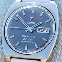 Roamer Steel 42mm Automatic pre-owned