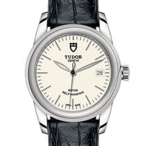 Tudor Glamour Date Steel 36mm White No numerals
