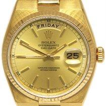 Rolex Day-Date Oysterquartz 19018 1979 použité