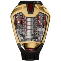 Hublot MP-05 LaFerrari Yellow gold United States of America, New York, New York