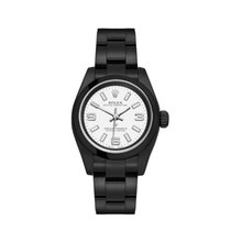 Rolex Oyster Perpetual 26 Acero 26mm Blanco