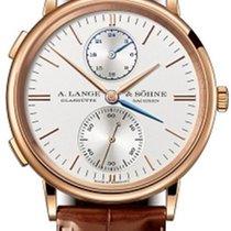 A. Lange & Söhne Saxonia 386.032 Unworn Rose gold 38.5mm Automatic