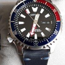 Citizen Acier 41,5mm Remontage automatique NY0088-11E nouveau France, Poitiers