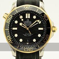 Omega Seamaster Diver 300 M Ocel 42mm Černá