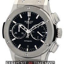 Hublot Classic Fusion Chronograph Titanium 45mm Black United States of America, New York, New York
