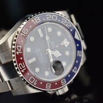 Ρολεξ (Rolex) GMT MASTER WHITE GOLD CERAMIK 116719 BLRO