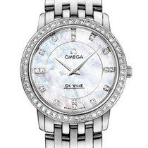 Omega De Ville Prestige 413.15.27.60.55.001 Very good Steel 27mm Quartz
