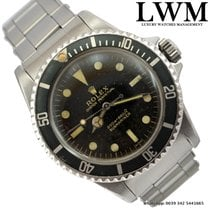 Rolex Submariner 5512 cornino gilt glossy PCG underline dial