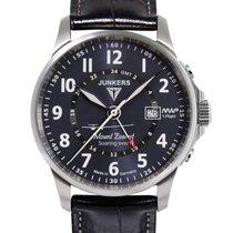 Junkers Herrenuhr Quarz GMT, 6844-3