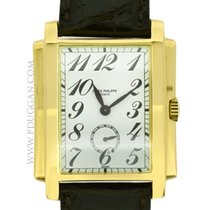 Patek Philippe 18k yellow gold Gondolo