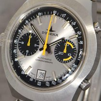 Dugena Steel Automatic 40mm new