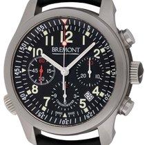 Bremont : ALT-1 Pilot :  ALT1-P/BK :  Stainless Steel