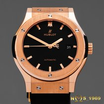Hublot Classic Fusion  King 42mm  18K Rose Gold