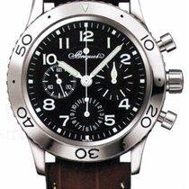 Breguet Type XX - XXI - XXII Aeronavale Auto Chronograph...