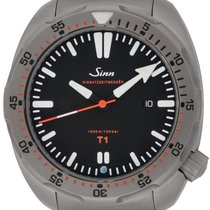 Sinn Titanium 45mm Automatic EZM 14 pre-owned United States of America, Texas, Austin