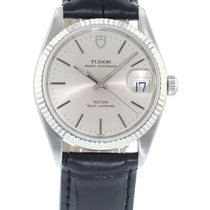 Tudor Prince Oysterdate 72034 Watch with Leather Bracelet and...